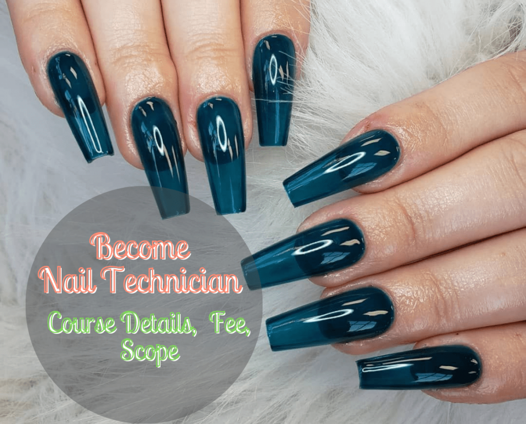 become a nail technician