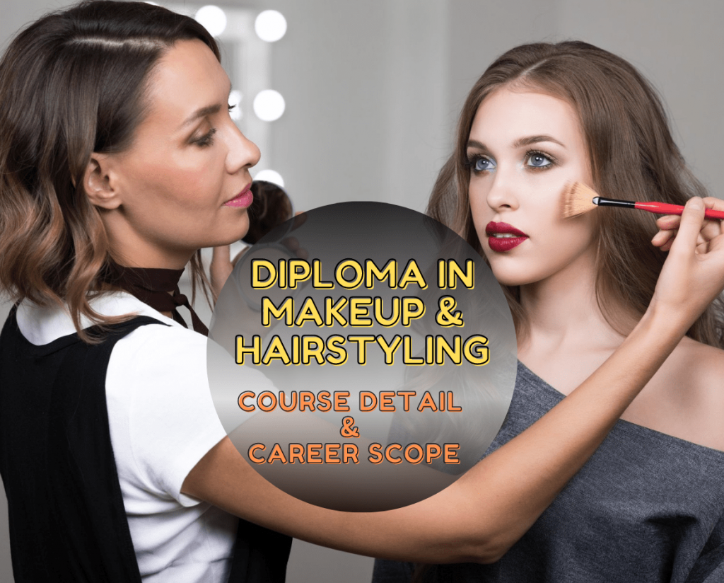Diploma in makeup & hairstyle