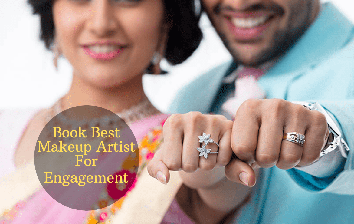 Going For Engagement? Book Best Makeup Artist from Meribindiya for Your Engagement Makeup