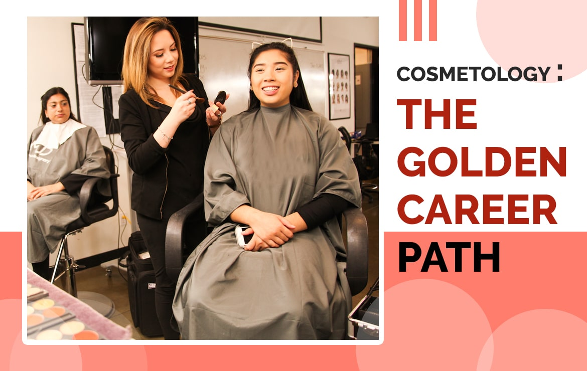 Cosmetology Course: The Golden Career Path